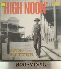 Tex Ritter - High Noon - Classic Country Artists GERMAN PRESS NR MINT