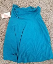 Honey and Lace (Piphany) Small Dark teal Ventura skirt new with tags