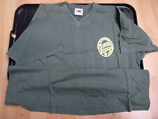 T SHIRT XL 100% COTTON   MAIDSTONE BEER AND HOP FESTIVAL  2003 GREEN