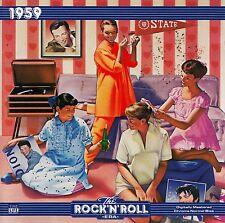 THE ROCK 'N' ROLL ERA : 1959 / CD (TIME-LIFE MUSIC TL 516/01)