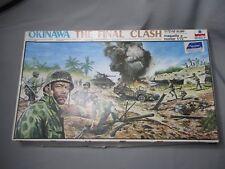 AH919 ESCI 1/72 OKINAWA THE FINAL CLASH Ref 2022 NON MONTE MARINES JEEP SHERMAN