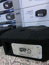 AXTON ATB20STP Aktiv Bass Subwoofer für Reserveradmulde Radmulde & Kabelset NEU