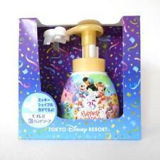 Tokyo Disney Resort 35th Anniversary Limited  Mickey Shape's Hand Soap Foam F/S