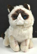 "GRUMPY CAT Gund Plush Stuffed Animal Tan Brown 9"" #4040133"