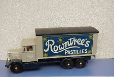 Lledo Days Gone 1937 Scammell 6 Wheeler Rowntrees Pastilles Truck Mint Free P&P