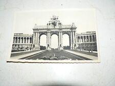 Post Card Brussels Jubiles Memorial hall of Mirrors Versailles