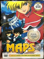 Maps (Chapter 1 - 4 End) ~ All Region ~ Brand New Factory Seal ~ English Version