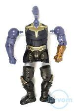 """Marvel Legends 6"""" inch Build a Figure Avengers Thanos Parts Heads Arms Leg Torso"""