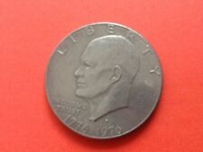 1776-1976 One Dollar Coin In Vgc, Free UK Postage