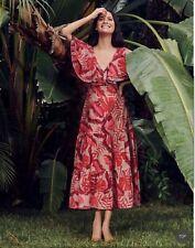 Johanna Ortiz x H&M broderie anglaise Dress Eyelet embroidery Sz 10 EUR 38 BNWT