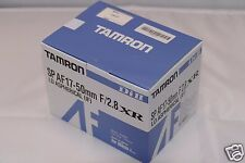 Tamron SP A016 17-50mm F/2.8 Di-II LD XR Aspherical IF AF Lens For Nikon F/S