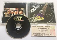 MILLENCOLIN FOR MONKEYS Signed Autographed CD from Sydney gig in 2000!!