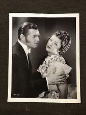 Clark Gable. -  Original 1937.  Movie Portrait Photo - Myrna Loy - Parnell