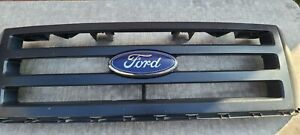 2007-14 Ford Expedition Front UPPER Radiator Bumper Grille Grill Mesh Black OEM