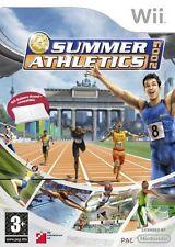Summer Athletics 2009 (Balance Board Compatible) [UK Import] Nintendo Wii IMPORT
