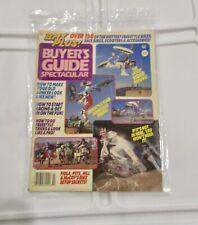 vintage oldschool bmx plus buyers guide magazine action july1987