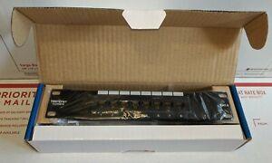 NEW TRENDnet TC-P08C6, 8-Port Cat. 6 Unshielded Patch Panel