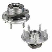2 Front Wheel Hub Bearing for 2014-2016 Chevy Impala Malibu Buick Regal LaCrosse