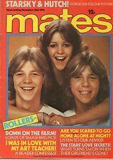 Mates Magazine 20 November 1976   Starsky & Hutch   Derek Pascoe  Child  Arrows