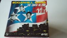 45t  SUGARHILL GANG-THE LOVER IN YOU--