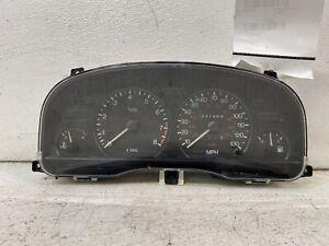 1998 Mercury Mystique LS 2.5L cluster speedometer gauges tach instrument panel