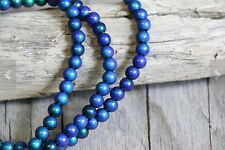 Mood Beads - 6mm round micro, price per strand of 50pces BESTSELLER