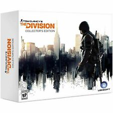 NIB Xbox One XB1 Tom Clancy's Division Collectors Edition CE Ubisoft Sealed New