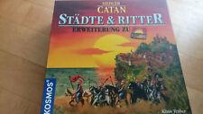 Die Siedler von Catan - Städte und Ritter Erweiterung (6 Spieler)