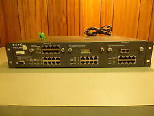 ASANTE INTRACORE 8000 61-20565-01 10/100/1000 STACKABLE ETHERNET SWITCH lot of 2