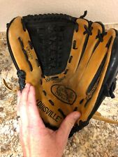 "Louisville Slugger LP1350 13.5"" The Softballer Leather Glove Right Hand Throw"