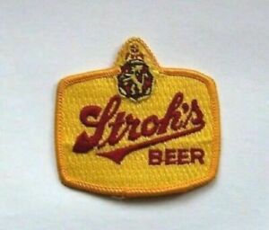 Stroh's Beer Patch
