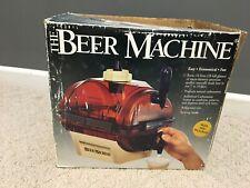 The Beer Machine in Box Vintage Look Canadian Microbrewery