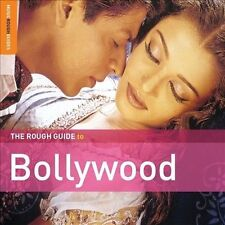 The Rough Guide to the Music of Bollywood by Various (CD NEW Digipak Bonus CD)