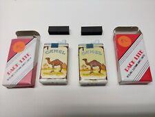 New ListingNew Pack Lite Camel Cigarette Butane Lighters