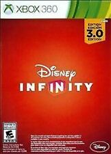 Disney Infinity 3.0 Edition USED SEALED (Xbox 360) Free Shipping no portal