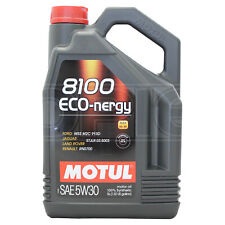 MOTUL 8100 Eco-nergy 5w30 Fully Synthetic Engine Oil 4l