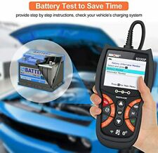 INNOVA 6030P OBD2 Scanner ABS Check Engine Live Data Code Reader Battery Test