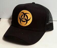Resident Evil Radiation Logo Baseball/Trucker Cap/Hat-Black- UNWORN (REHA-0110)