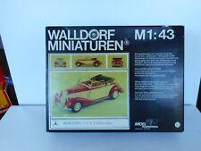 Walldorf miniaturen AC 1/43-KIT, Mercedes Benz 170 S Cabriolet Unbild boxed!!