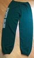 Vintage Dartmouth College SWEATPANTS Green college Sweat Pants XL Tultex USA