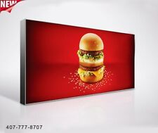 3D Frameless Led Advertising Light box -Indoor and Outdoor use - Custom made
