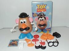 VINTAGE 1995 TOY STORY MR POTATO HEAD W/ ORIGINAL BOX