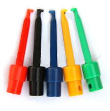 10pcs Test Equipment Wiring Hook Electronic Testing Instruments Test Hook