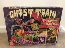 Deny Fisher's Ghost Train - Vintage 1970's Board Game