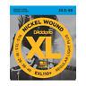 D'Addario EXL110+ Nickel Wound Electric Guitar Strings Light Plus 10.5-48