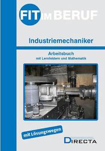 Fit im Beruf Industriemechanik Directa Buch NEU