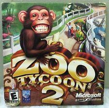Zoo Tycoon 2 (PC, 2004)