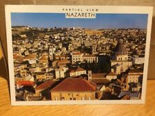 Partial View Of Nazareth 1995 Postcard