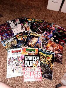 DC BATMAN JOKER HARLEY QUINN Grab Bag 17 Books Great Gift