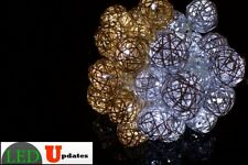 Christomas LED LIGHT EVENT Decoration 15FT GOLD & SILVER BALL SHAPE